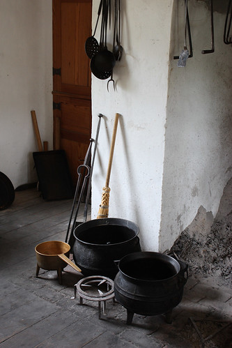 Colonial Cooking Tools