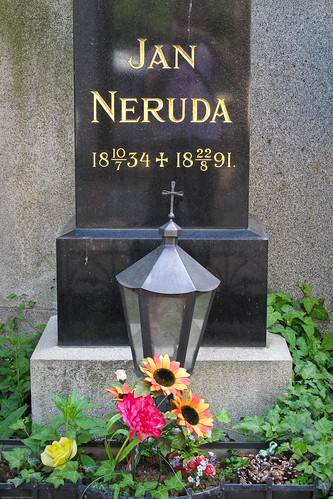 Jan Neruda (Poet) by you.
