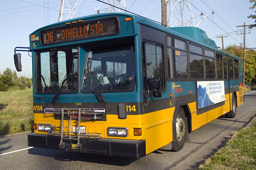 KCM Gillig Phantom 40' Trolley 4114