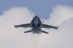 CIAS 2009_20090905_1638 1600 (Bill Lindsay) Tags: aircraft hornet douglas vapour vapor airshows cf18 mcdonnell canadianinternationalairshow2009 cf18fa18hornet