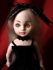 LIVING DEAD DOLLS SERIES 4. Ms. Eerie (minowa*naitoh) Tags: dead living dolls 4 eerie ms series custom