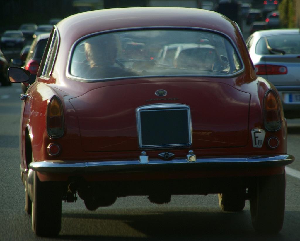 Alfa-Romeo Giulietta Sprint