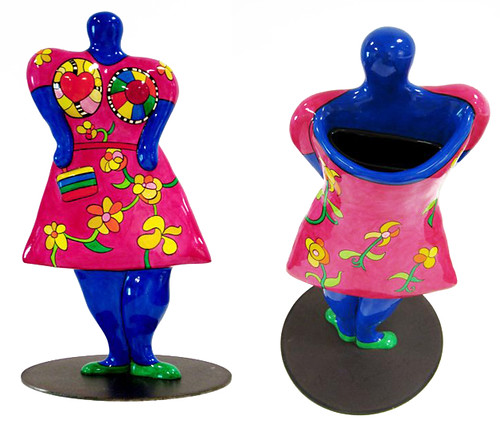 Niki de St. Phalle  Nana with Handbag