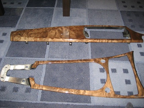 Z4 E85 E86 Fs Rare Popular Wood Trim Dash Kit Z4