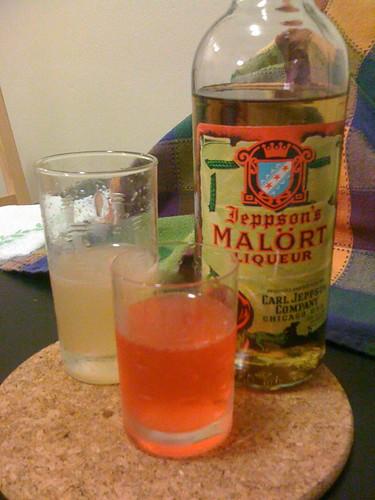 Jeppson's malört liqueur