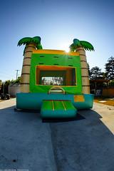 Jumper =) (dj murdok photos) Tags: colors kids fun fisheye jumper sunburst summertime richcolors a700 sigma10mm sonyalpha