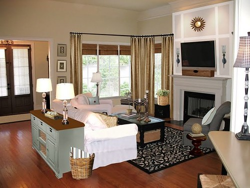 DESIGN PLAN LIVING ROOM