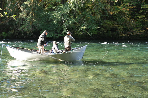 McKenzie River Two-Fly Tournament