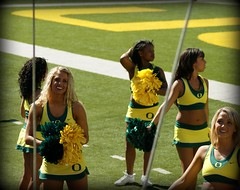 CAL v OREGON (Michael Lechner) Tags: hot sexy college feet sports smile face oregon fun football eyes cheerleaders dancers legs image gorgeous blondes ducks skirt lips eugene babes blonde cuteness ncaa brunettes pompoms picnik eyecandy eugeneoregon goducks pompom oregonducks collegefootball autzen girlsgirlsgirls collegesports dishy pac10 division1 autzenstadium oregoncheerleaders oregonducksfootball oregoncheerleader oregonduckscheerleaders mightyoregon duckscheerleaders ducksspirit