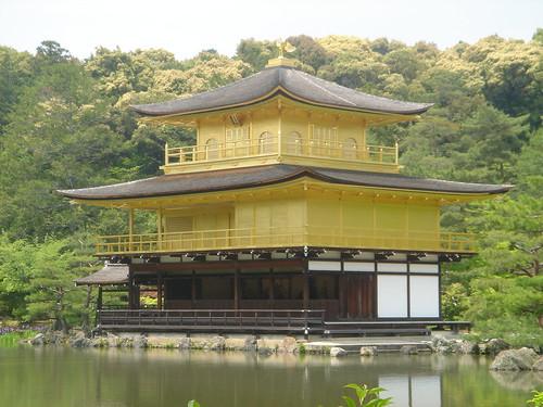 你拍攝的 【T1】金閣寺。