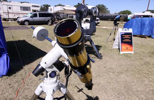 "4"" Solar Telescope"