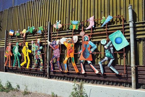 Wall Mural in Nogales