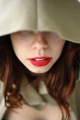 (Jay Photo) Tags: portrait female belgium femme cape lille stylism chaperon canoneos5d canonef50mm18 zawann