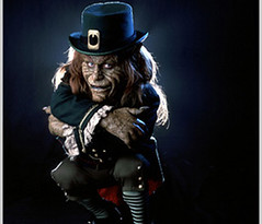 The Leprechaun from The Leprechaun horror movie icon