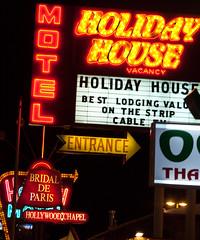 Seduction (Thomas Hawk) Tags: vegas usa america neon unitedstates lasvegas nevada unitedstatesofamerica motel holidayhouse clarkcounty holidayhousemotel