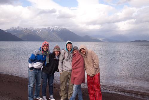 Chile: Lago de todos los Santos