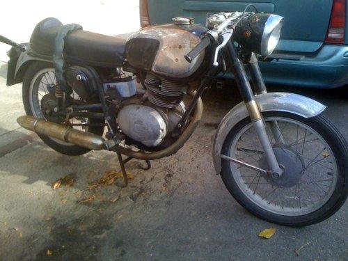 Gilera 250. Gilera 250cc