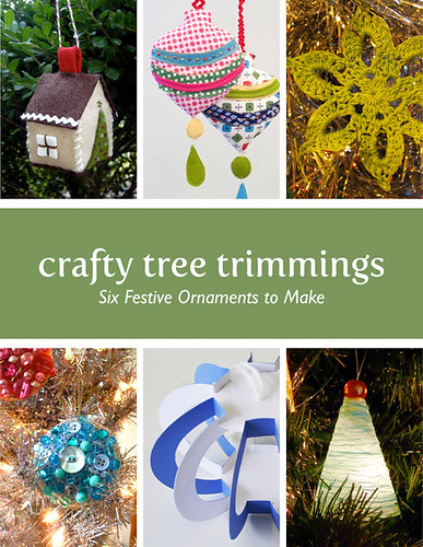 Crafty Tree Trimmings!