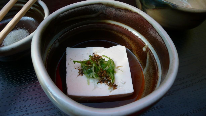 奧丹湯豆腐