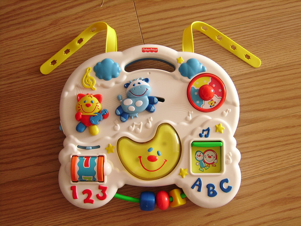 Crib Toys Learning : Musical crib toys ben net