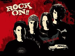 [Poster for Rock On]