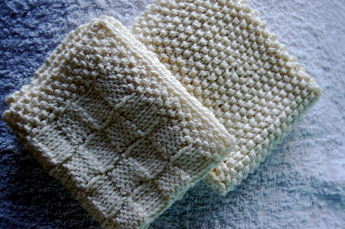 washcloths for a friend