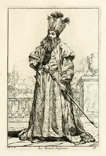 014- El Gran Señor-Caravanne du sultan ala Mecque…1748- Joseph Vien