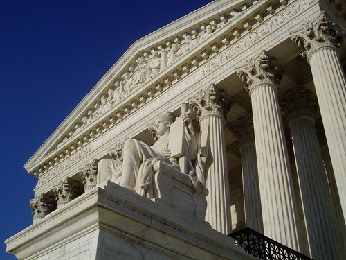 From flickr.com: Supreme Court {MID-164064}