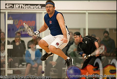 Racquetball Photo: 2009 Turkey Shoot Pro/Am Racquetball Photos