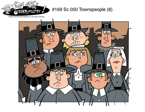 Townspeople