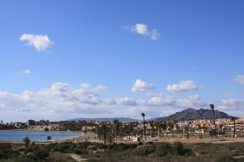 Puerto de Mazarrón.