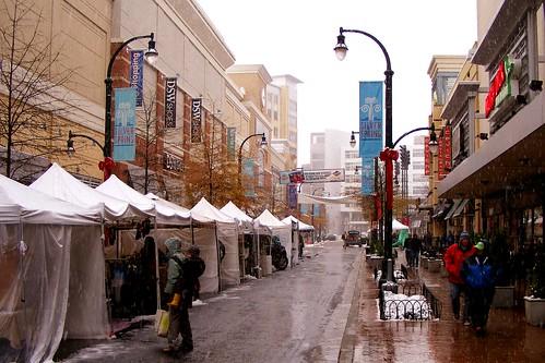 Handmade Mart, Dec. 5, 2009