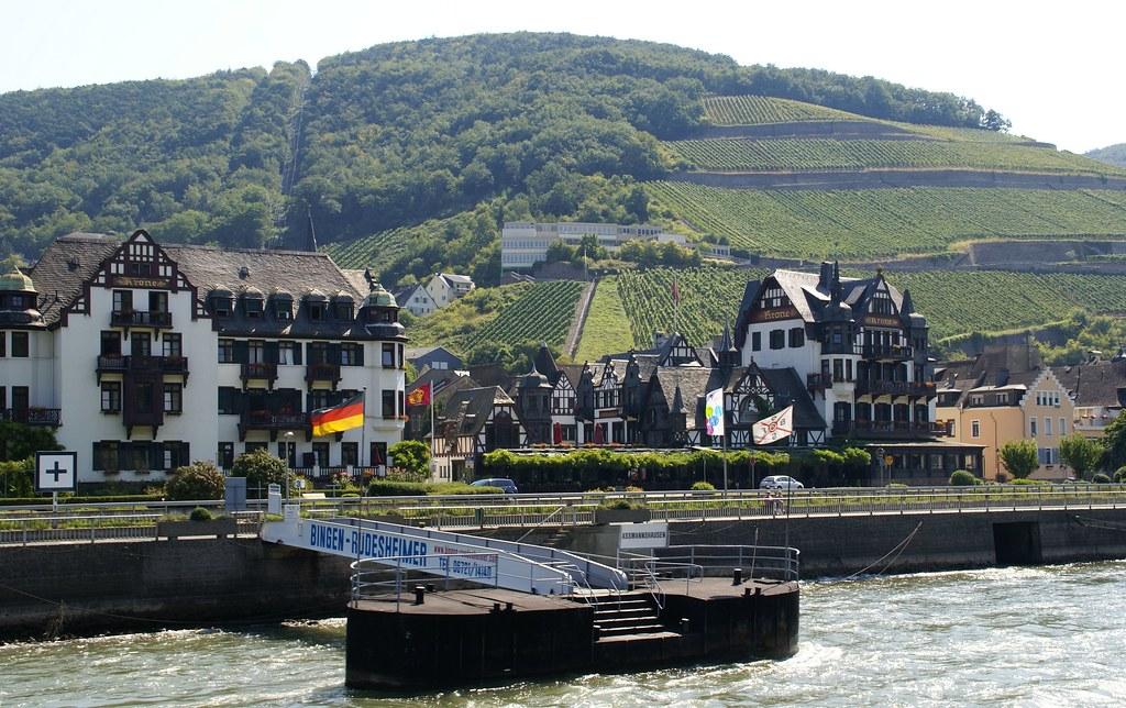 Assmannshausen, Hotel Krone
