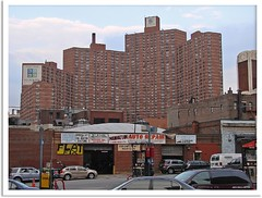 New York 2009 - social housing