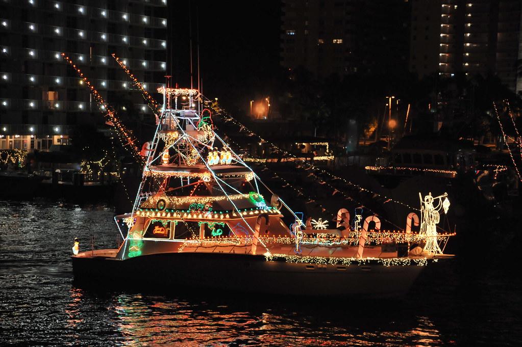 Boat Parade by emilio labrador, on Flickr