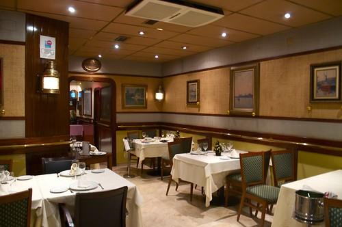 Restaurante Alborán - Madrid - Salones del Restaurante