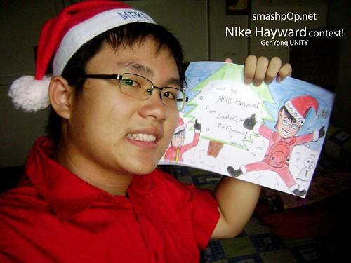 Nike Hayward contest 1