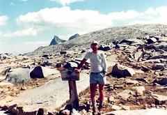 Donohue Pass, 1988 (mooseness60) Tags: 1988 garry jmt ynp