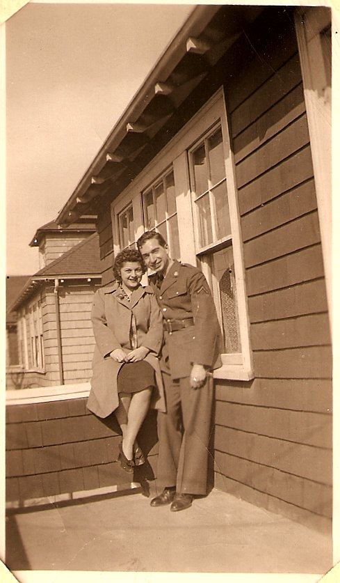 Rose & John, c. 1939