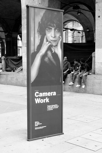 Camera work at Milan