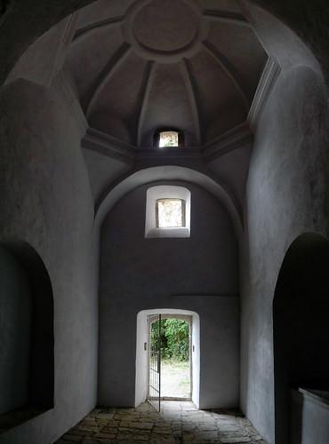 La ermita rupestre de la Espelunga