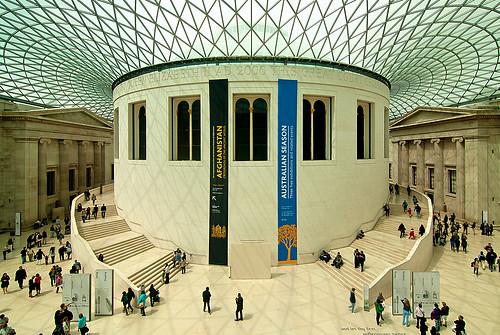Dome British Museum, London, UK, by jmhdezhdez.com