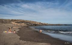 Playa (letrucas) Tags: españa playa cielo tenerife canaryislands atlántico islascanarias arico puntadeabona costasurdetenerife leandrotrujillocasañas