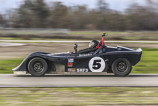 Alexander Bermudez racing in the number 5 Spec Racer Ford (GEN3) during the Cal Club Double Divisional at Buttonwillow Raceway Park