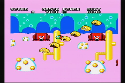 Fantasy Zone II - Virtual Console
