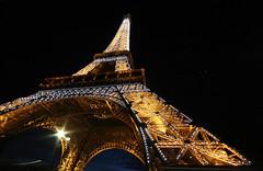 Paris - Eiffel Tower Sparkles