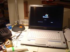 sony vaio ( Donnie) Tags: laptop sony vaio