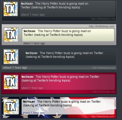 twitstamp