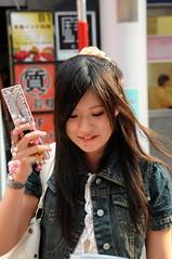 shibuya girl, tokyo (zlight) Tags: tokyo shibuya gyaru