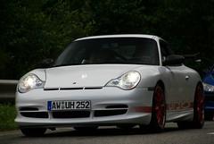 Porsche 996 GT3 RS (simons.jasper) Tags: road color car racecar jasper belgium belgie sony fast special porsche autos spa wit rs simons a100 digest supercars 996 24uren autogespot spotswagens francorschamps